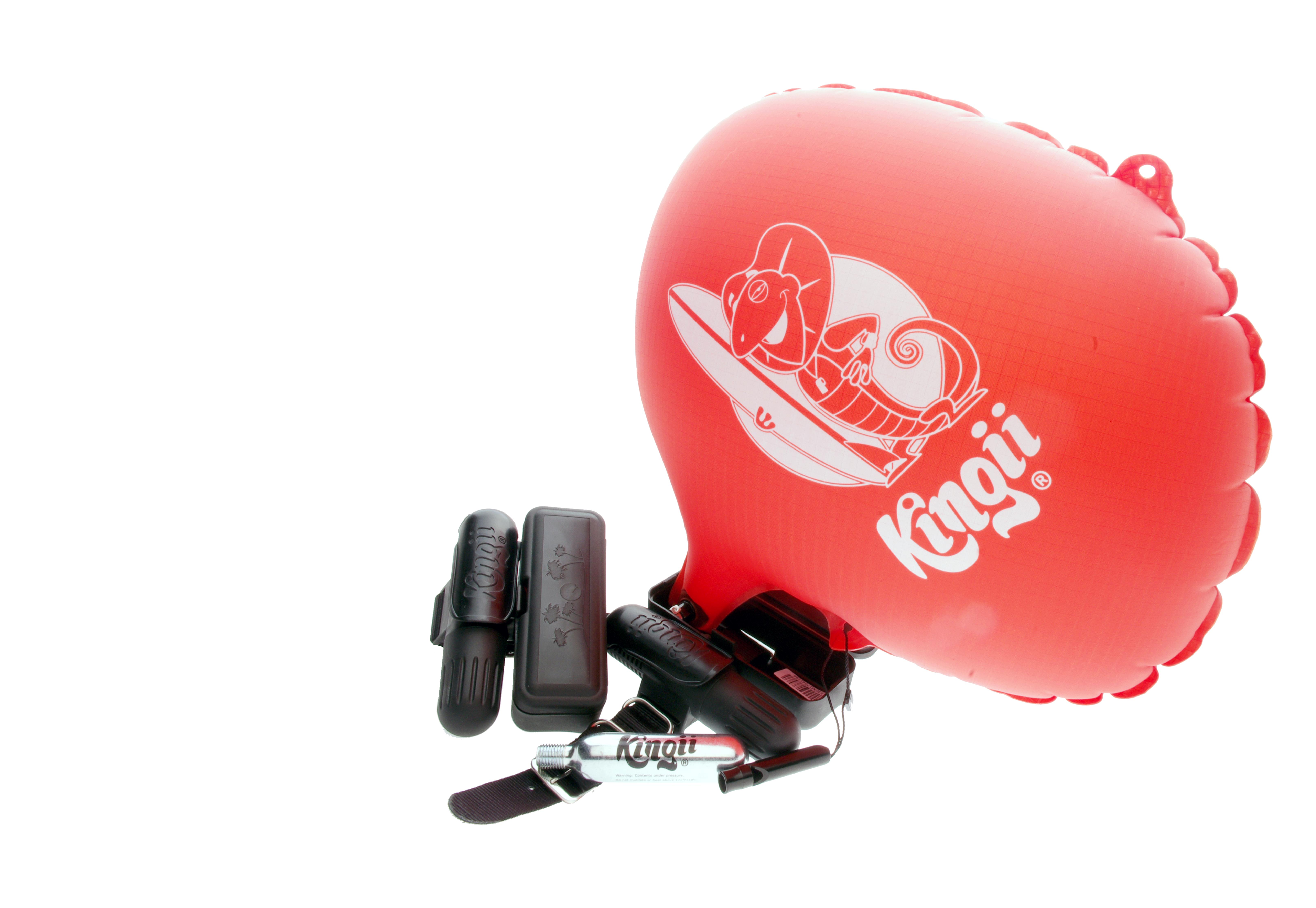 Kingii, dispositivo de seguridad, seguridad en el agua, deportes acuáticos, pulsera salvavidas